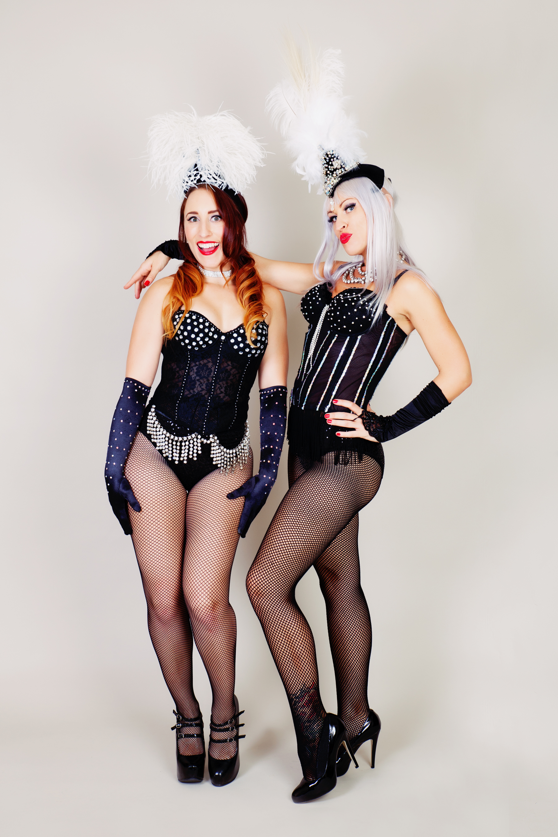 Burlesque Dolls Hen's Parties