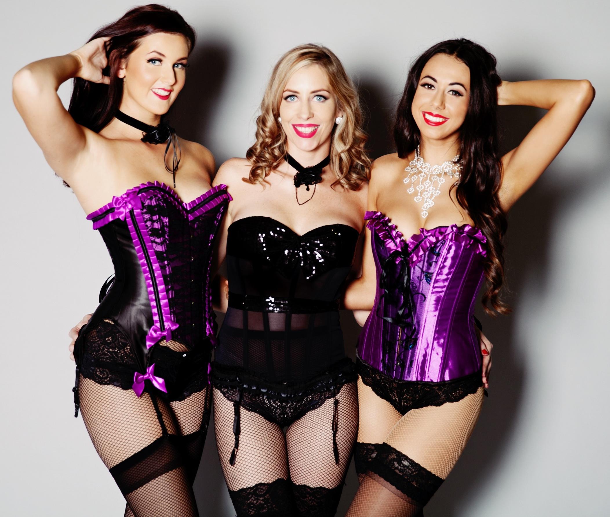 Burlesque Dolls Corset