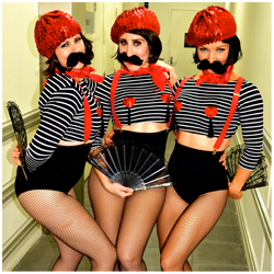 Burlesque Dolls Troupe