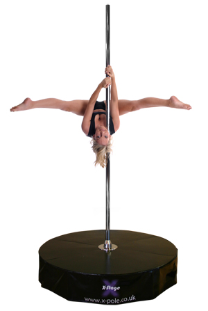 Burlesque Dolls Pole Stage Hire