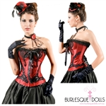 Miss Scarlet Corset