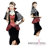 Steam-Punk Vampire Costume