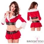 7-Piece Christmas Dancer Costume