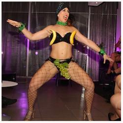 Burlesque Dolls - Mimi La Bumba